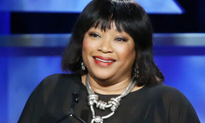 Zindzi Mandela speaks onstage during the BAFTA Los Angeles Britannia Awards held at The Beverly Hilton Hotel on November 9, 2013 in Beverly Hills, California.