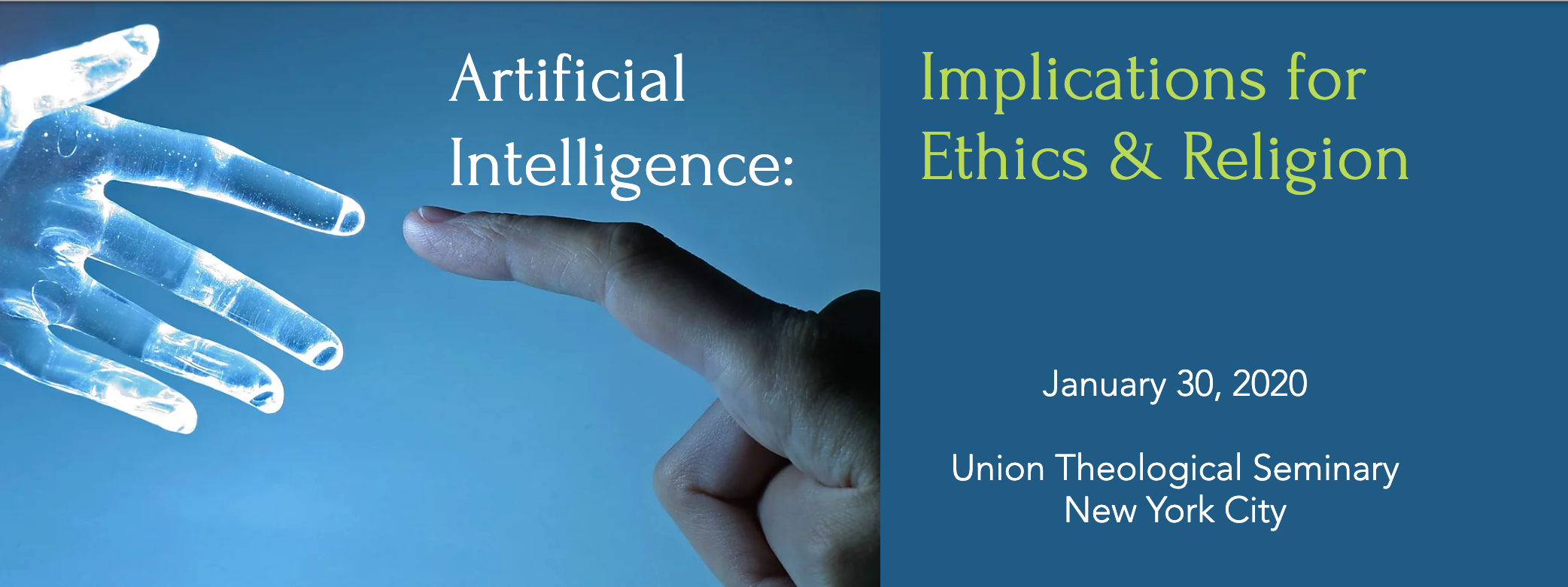 New Conference AI