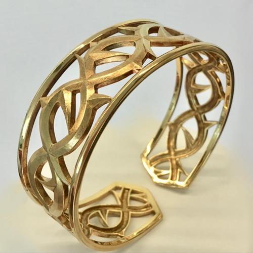 Cuff Bracelet by Stephen Webster