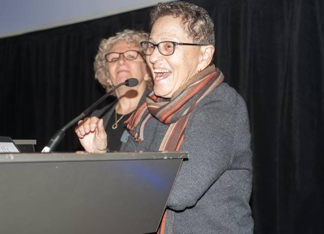 Dr. Joyce Hunter at Women Speak 2018