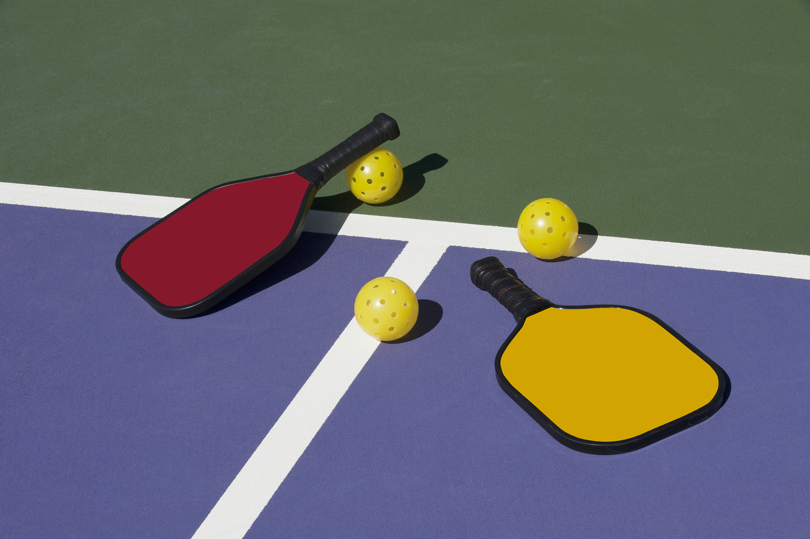 Pickle Ball Courts (Coming Soon)