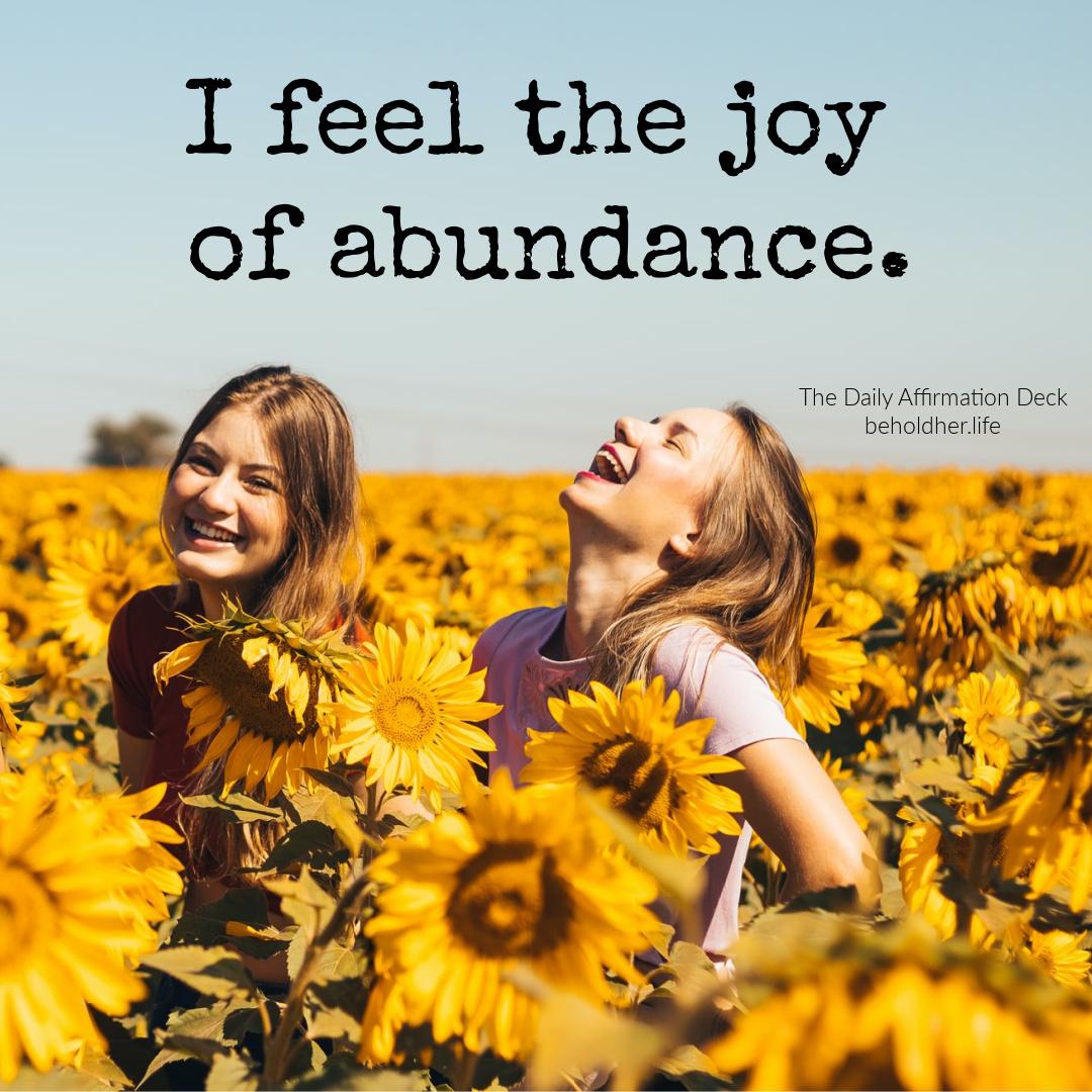 I-feel-the-joy-of-abundance_TDAD