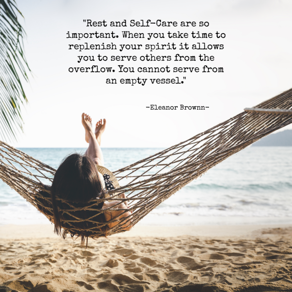beholdher.life the summer of self care challenge Eleanor Brownn quote