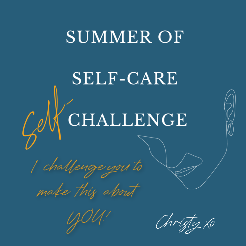 beholdher.life the summer of self care website page