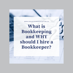 Balanced Bookkeeping Blog