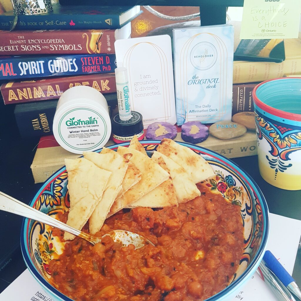 Christy's Classics Chickpea, Paneer & Vegetable Stew My Family's Favourite - Recipe Leftovers - A link from Instagram