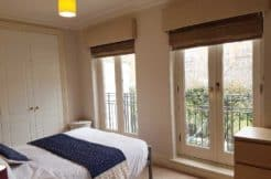 Cornelia House 1 bed furnished apartment to rent