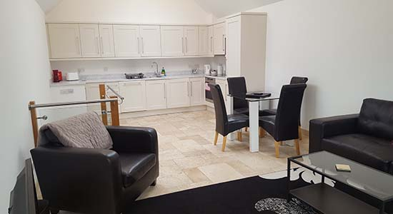 Park Road House to Let from Serviced Accommodation