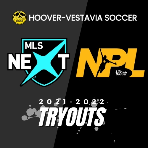 500x500 HVS ID MLS NEXT NPL Tryout Banner