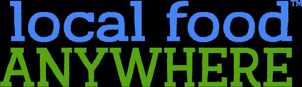 Local Food Anywhere logo