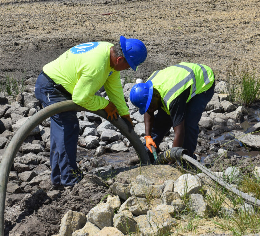 Stormwater System Maintenance