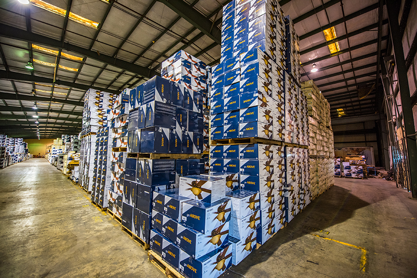 Wagner Warehousing Emerson Fans Shipping and fulfillment