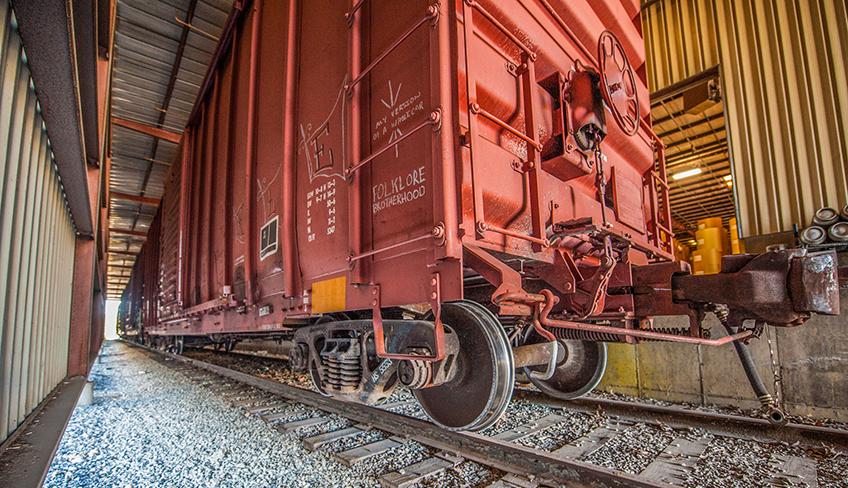 Wagner Railway Shipping