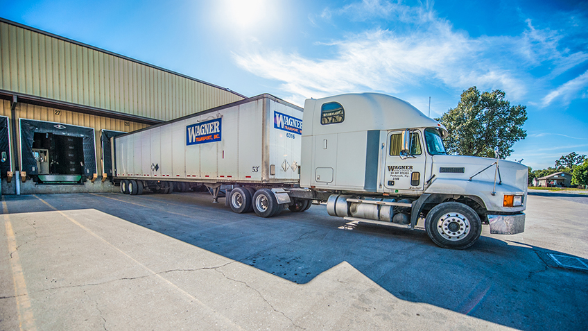 Wagner Shipping Truck
