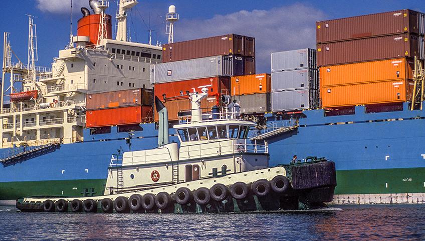 Wagner Waterway Shipping