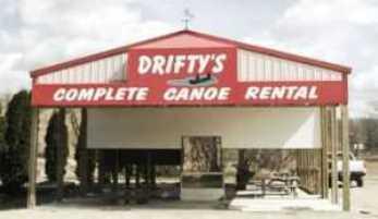 Drifty's Canoe Rental