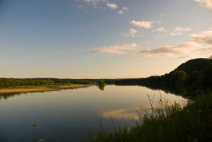 the wisconsin river