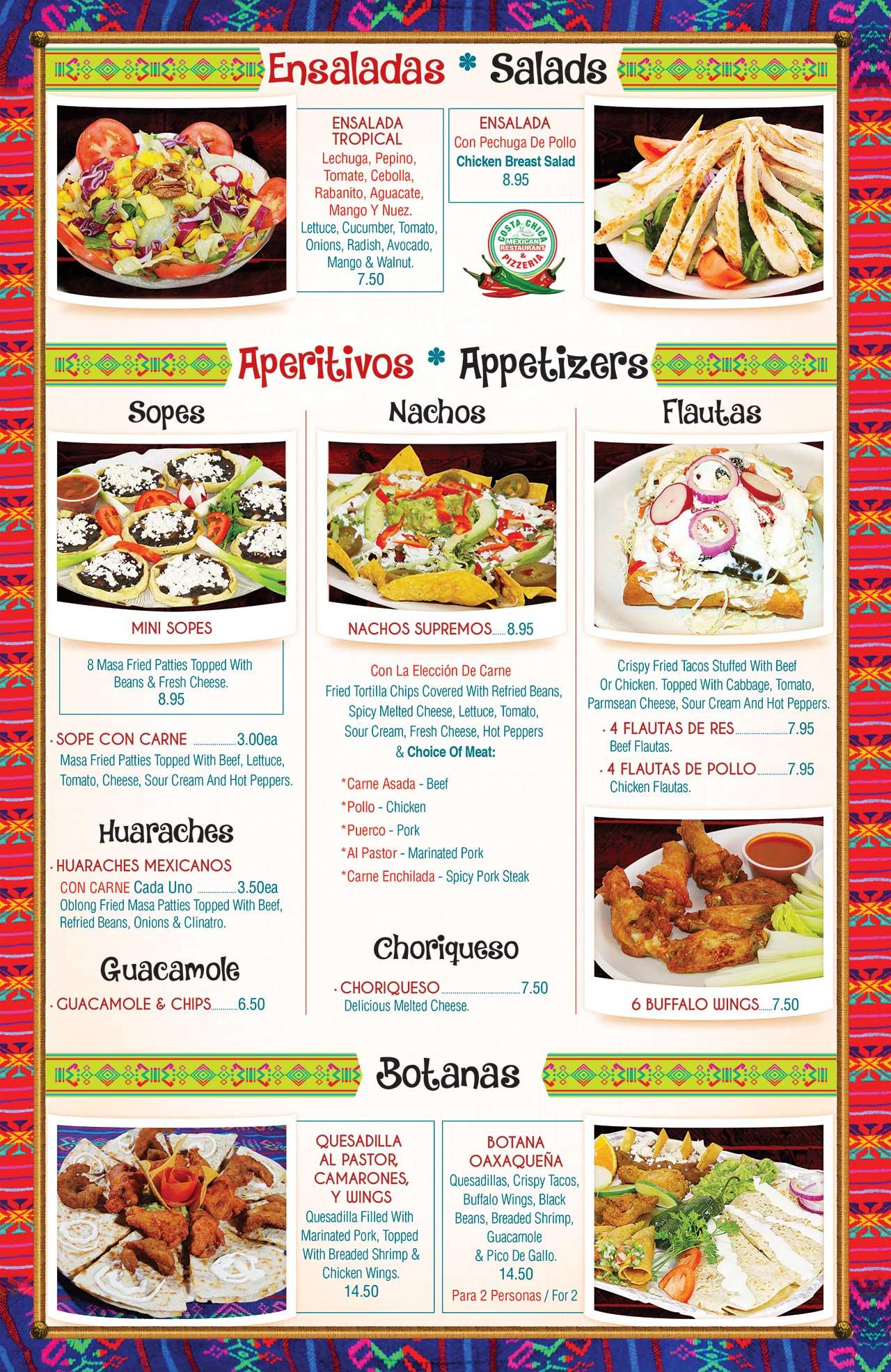 Costa-Chica-Restaurant-Menu-Page-2