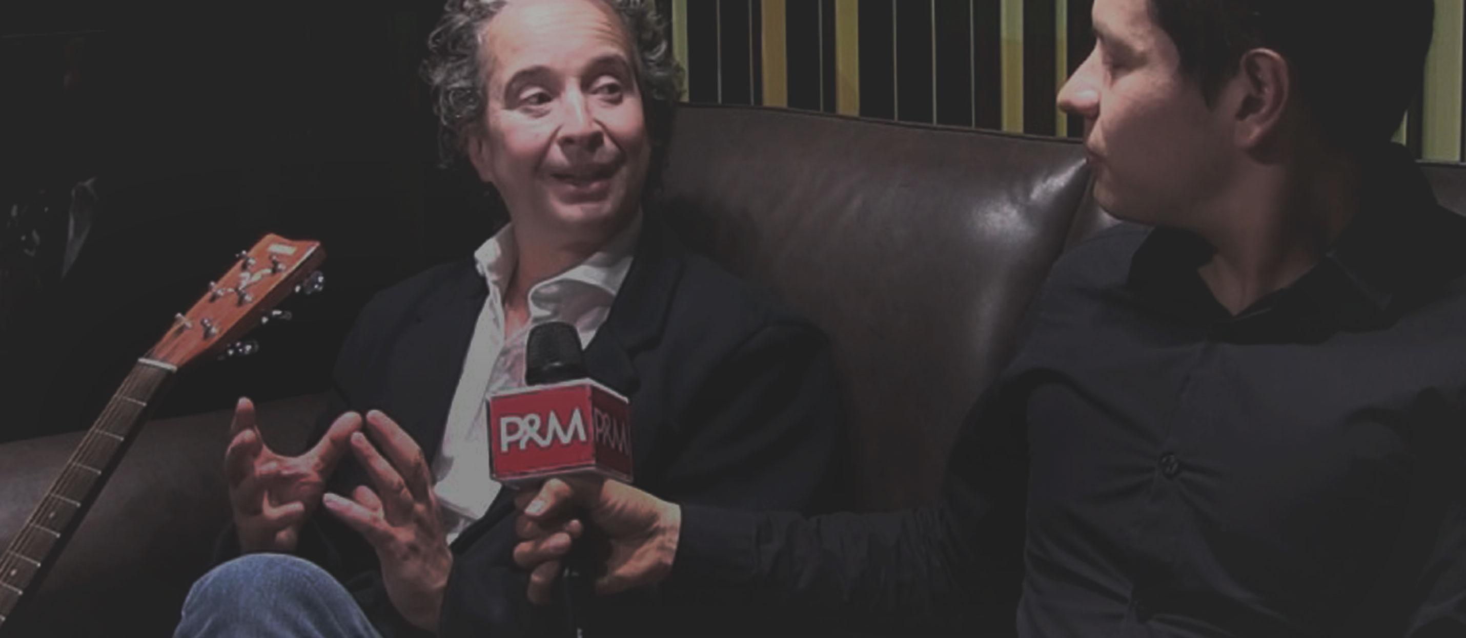 Entrevista de Miguel con los amigos de P&M