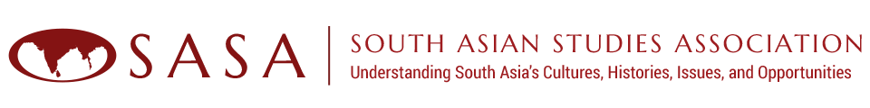South Asian Studies Association Logo