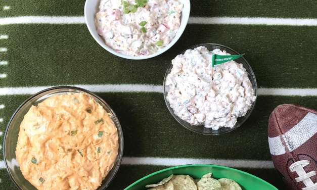 Best Game Day Dips