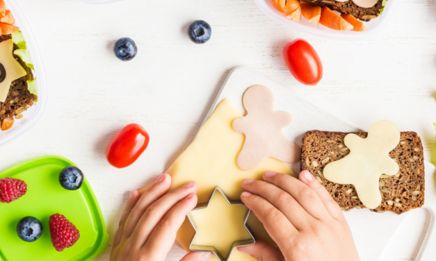 Healthy Snacks Kids (and Moms) Love