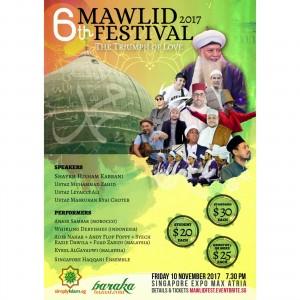 Mawlid Singapore