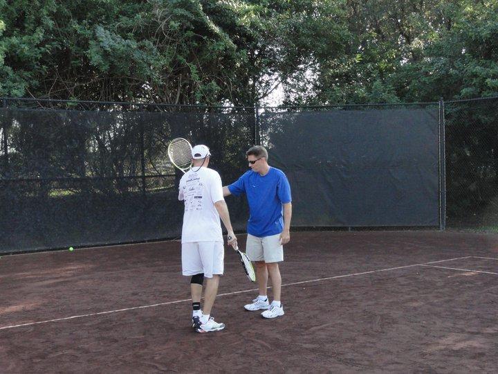 Tennis Lesson Traveling Tennis Pros - Artisan Lakes, Palmetto