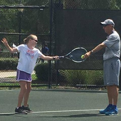 Traveling Tennis Pros - Kids Tennis
