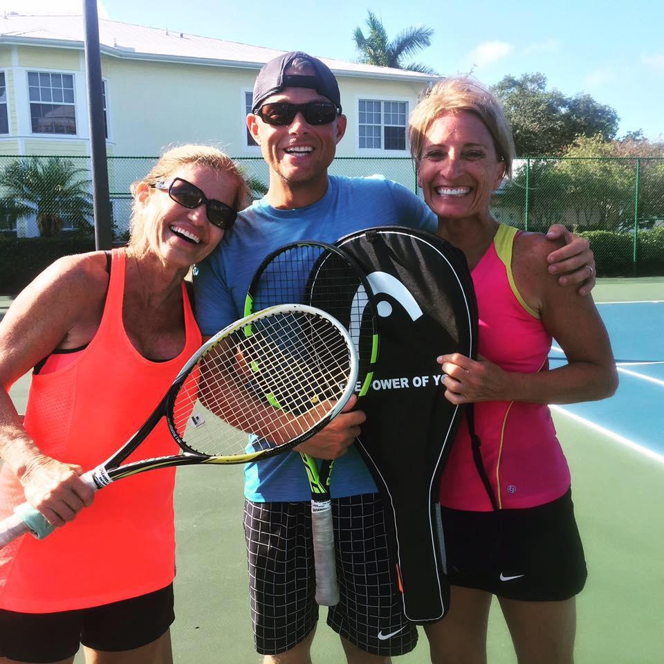 Traveling Tennis Pros - Venice, Sarasota, Bradenton