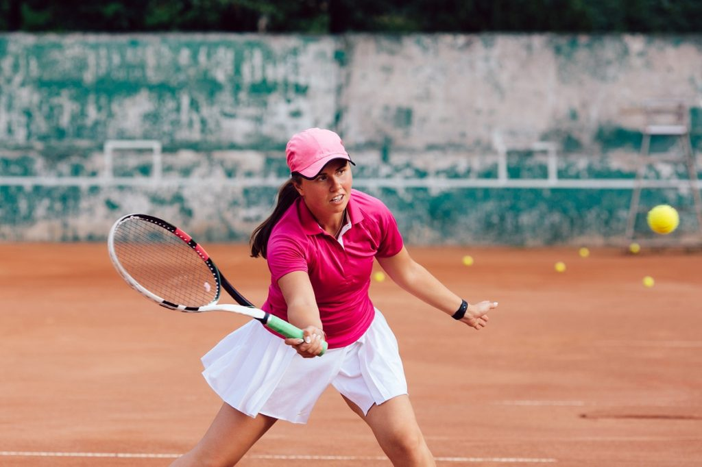 Traveling Tennis Pros - Playing a Better Player