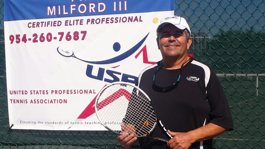 Coach Phil - Traveling Tennis Pros - Bonita Springs