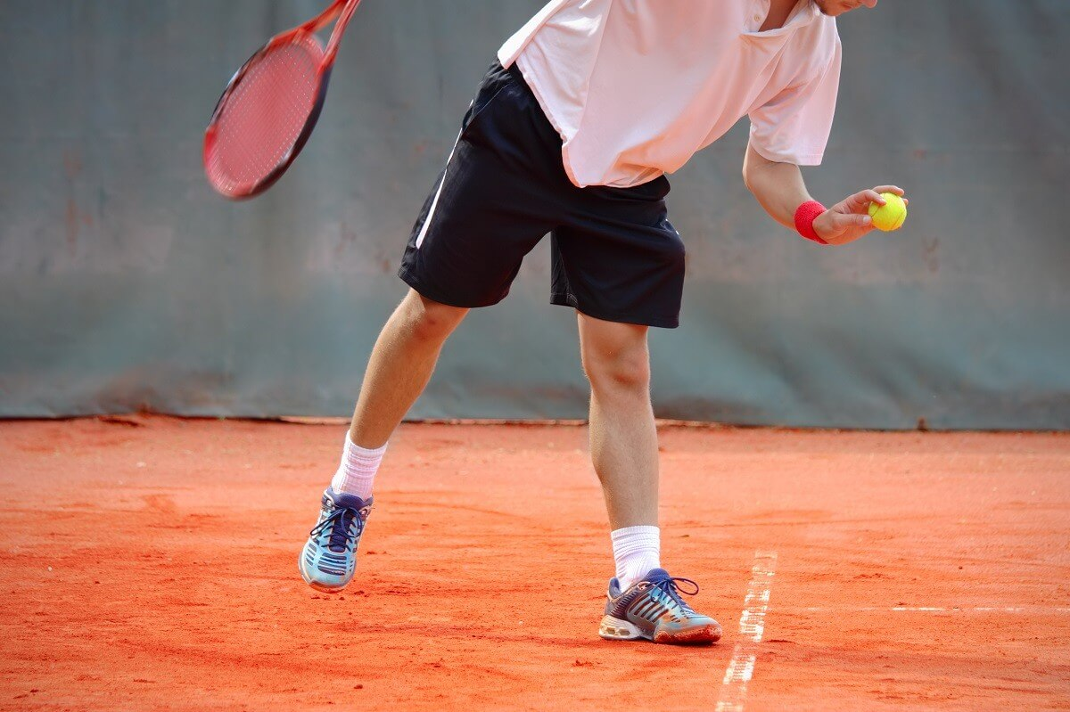 Traveling Tennis Pros - Use Plenty of Margin - Getty Images