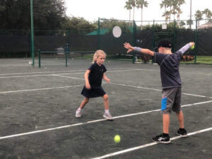 10 and under Tennis - Traveling Tennis Pros - New Tampa
