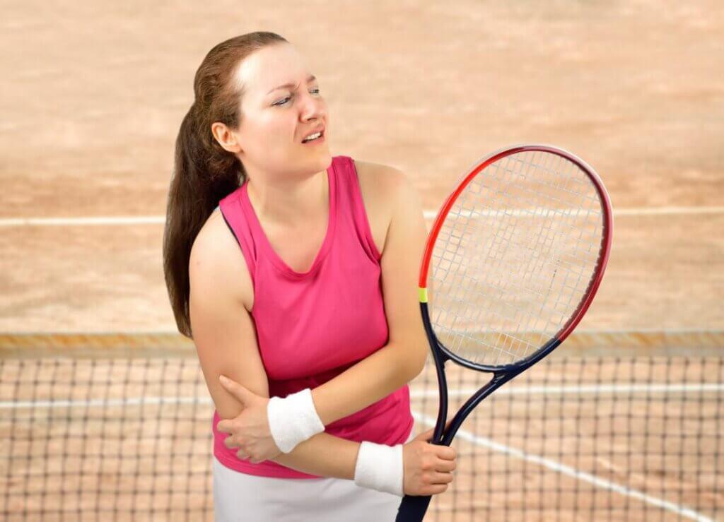Traveling Tennis Pros - Tennis Elbow