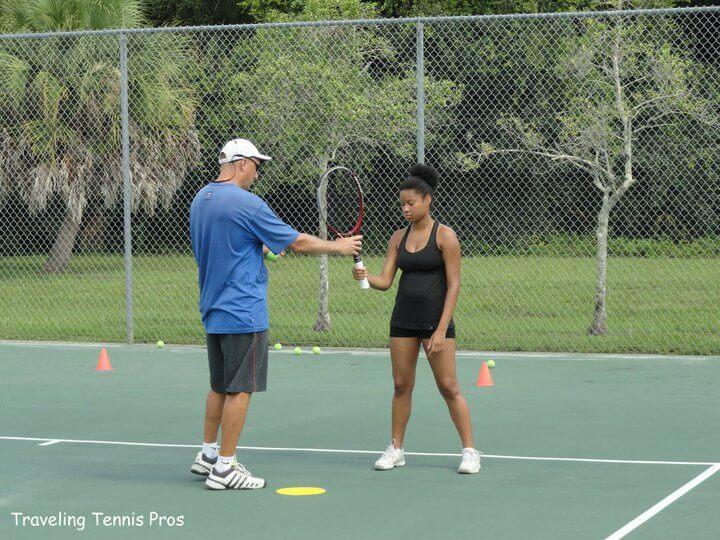 Traveling Tennis Pros - Junior Camp