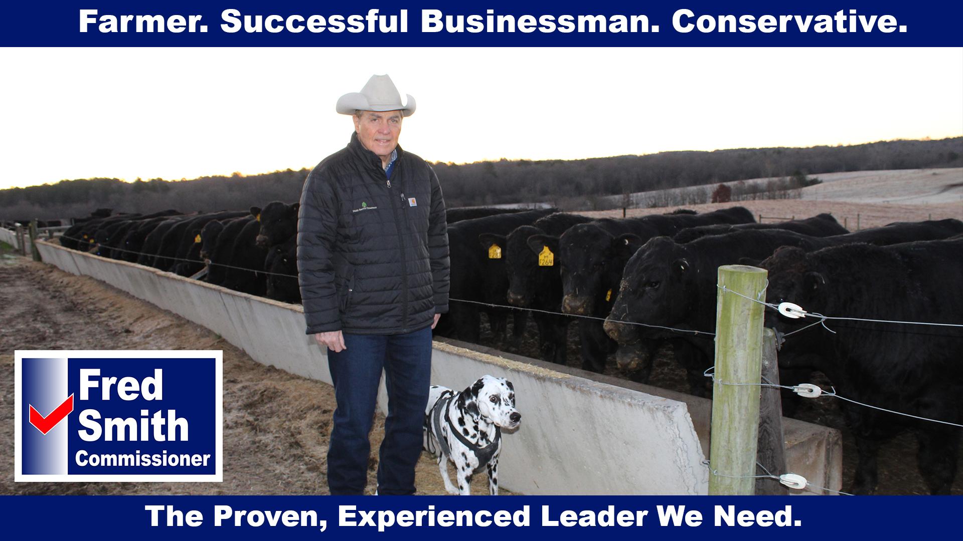 Farmer, Successful Businessman