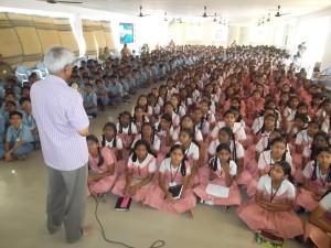 WW Day Madurai, PT Addressing Mah_
