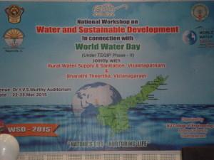 Workshop at Andhra University SAM_2247