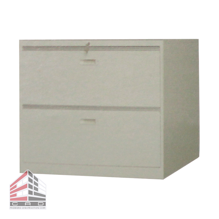 Filing System- Steel Cabinet CD-2
