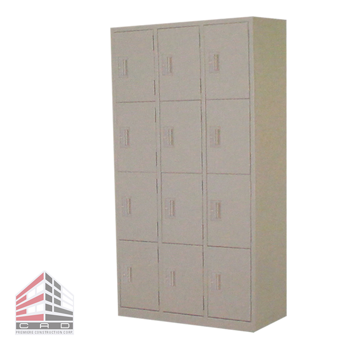 Filing System- Steel Locker KS-12D