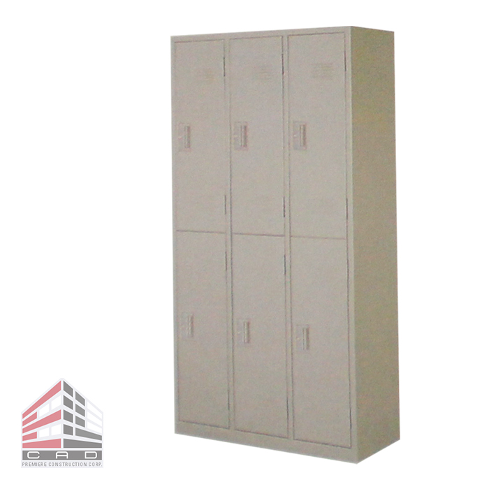 Filing System- Steel Locker KS-6D
