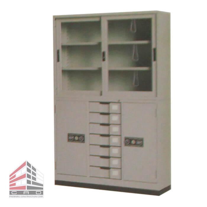 Filing System- Steel Cabinet KS-117-7D