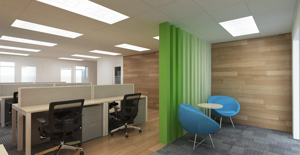 Impact to Fit Out - Ellcad Premiere Construction Corporation