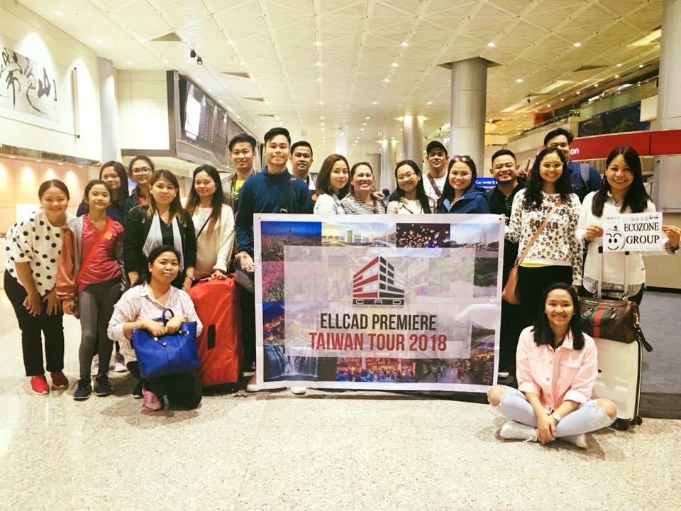Ellcad Taiwan Tour