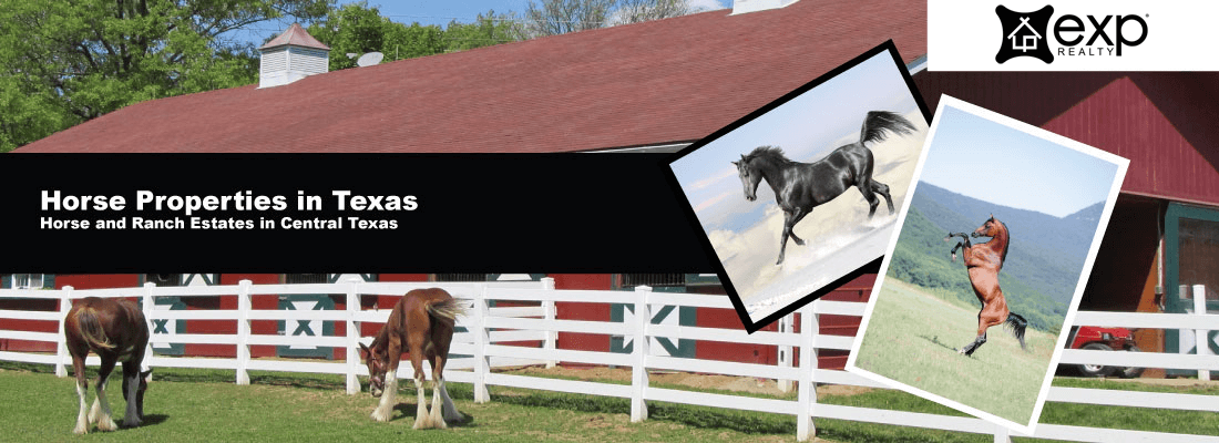 Horse Properties in Texas
