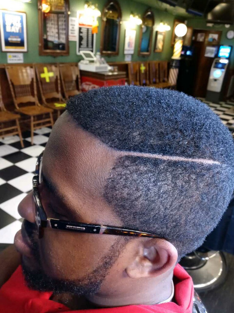Tim is the King of the Fade in St. Petersburg, Florida