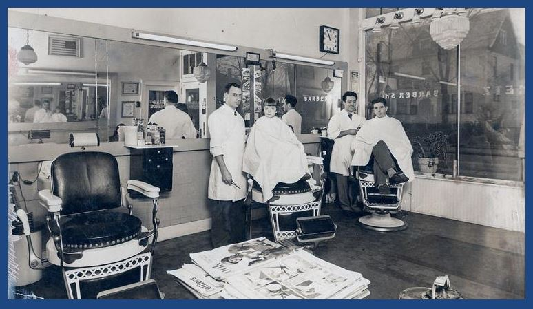 Tim's Barber Shop A St. Pete Landmark Since 1929