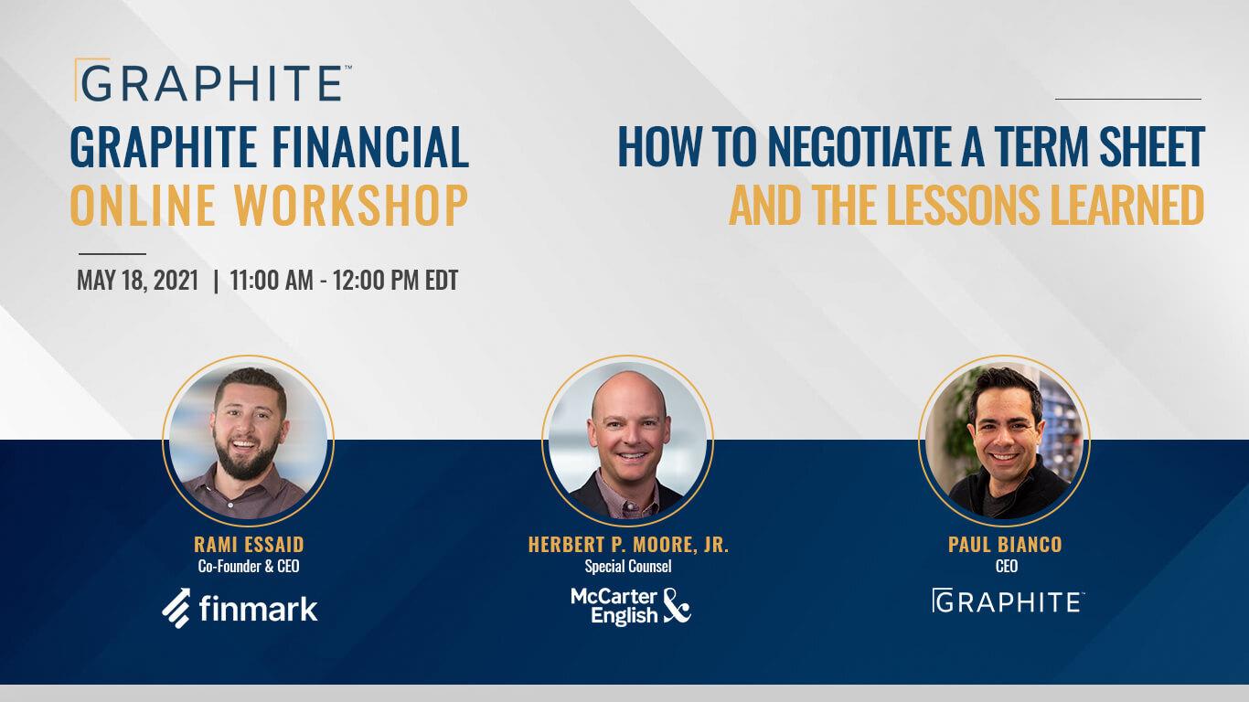 Graphite-Financials-Workshop