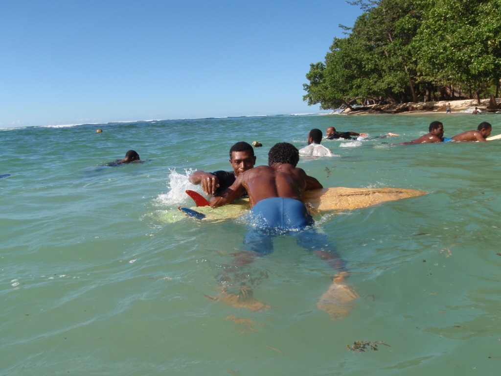 Board Rescue Training - PNG